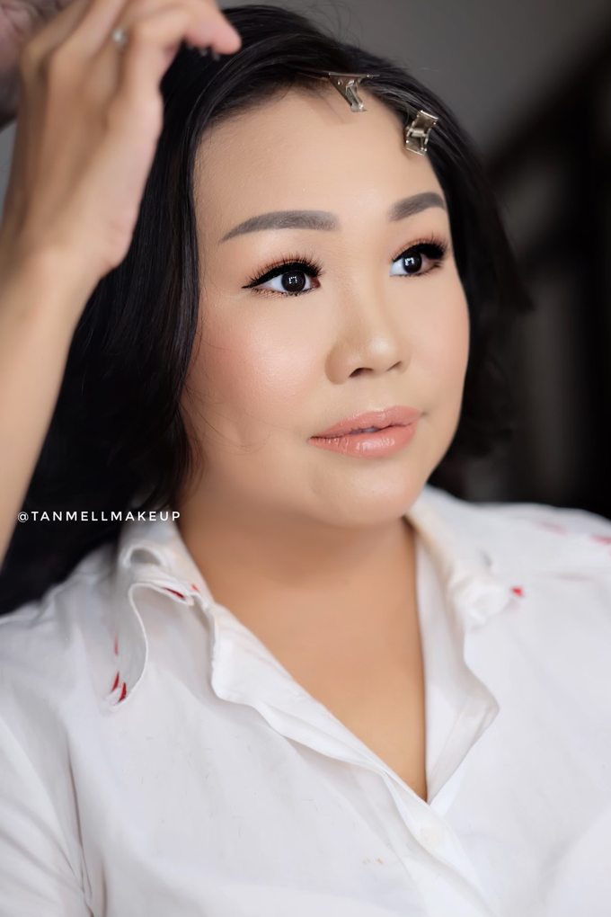 brides to be .. test makeup for prewedding  by tanmell makeup - 008