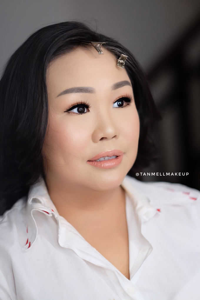 brides to be .. test makeup for prewedding  by tanmell makeup - 009