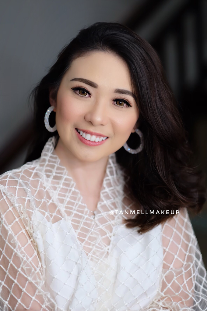 Wedding Makeup by tanmell makeup - 001