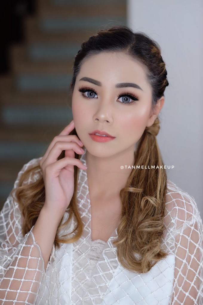 Wedding Makeup by tanmell makeup - 013