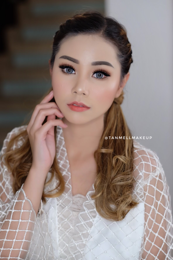 Wedding Makeup by tanmell makeup - 015