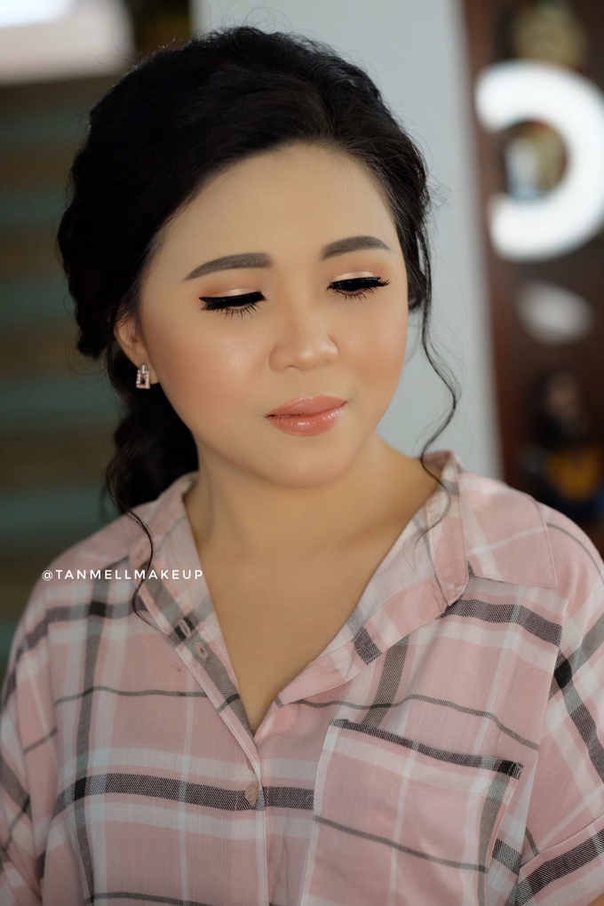 Wedding Makeup for brides to be  by tanmell makeup - 001