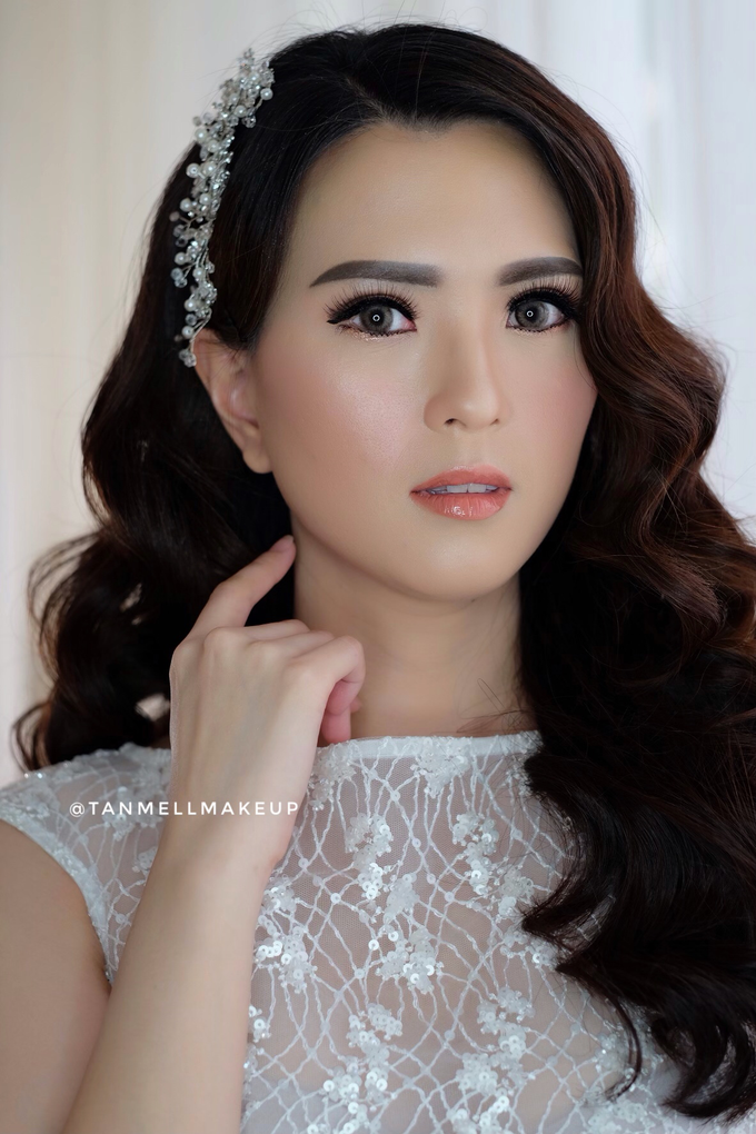 wedding makeup by tanmell makeup - 009