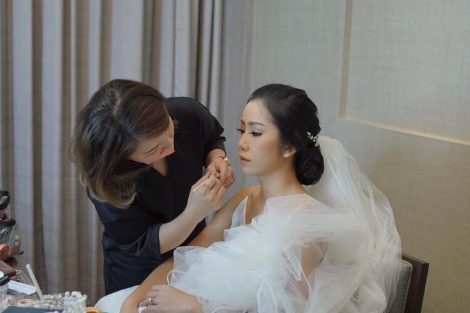 Wedding Makeup by tanmell makeup - 002
