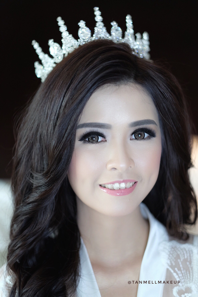wedding makeup by tanmell makeup - 004