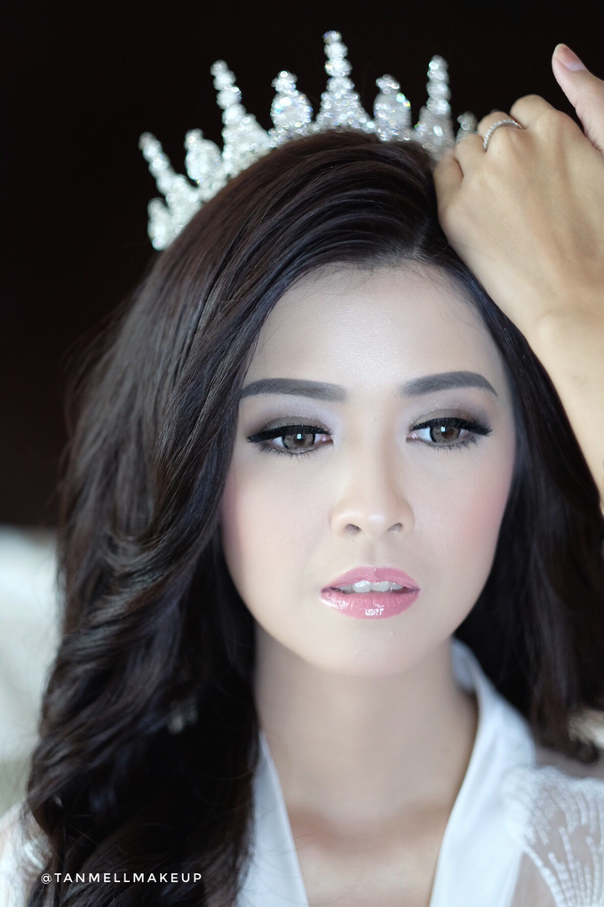 wedding makeup by tanmell makeup - 005