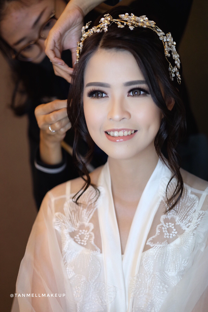 wedding makeup by tanmell makeup - 006
