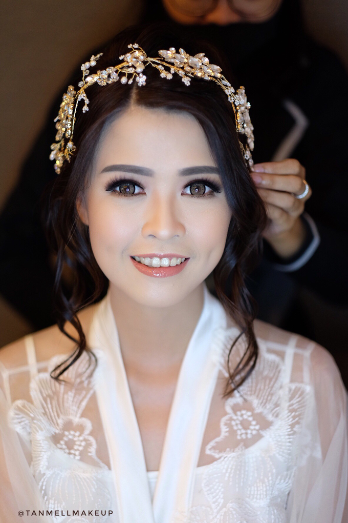 wedding makeup by tanmell makeup - 008