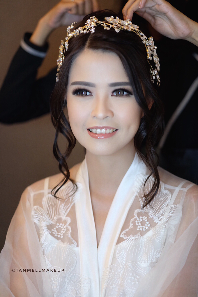 wedding makeup by tanmell makeup - 009
