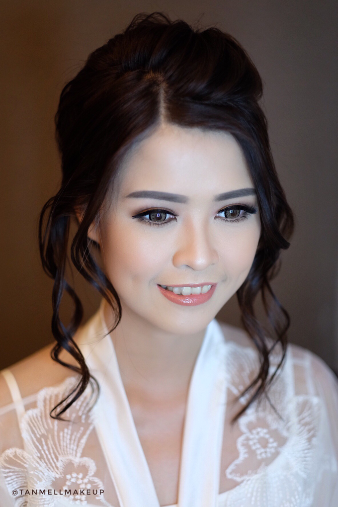 wedding makeup by tanmell makeup - 010