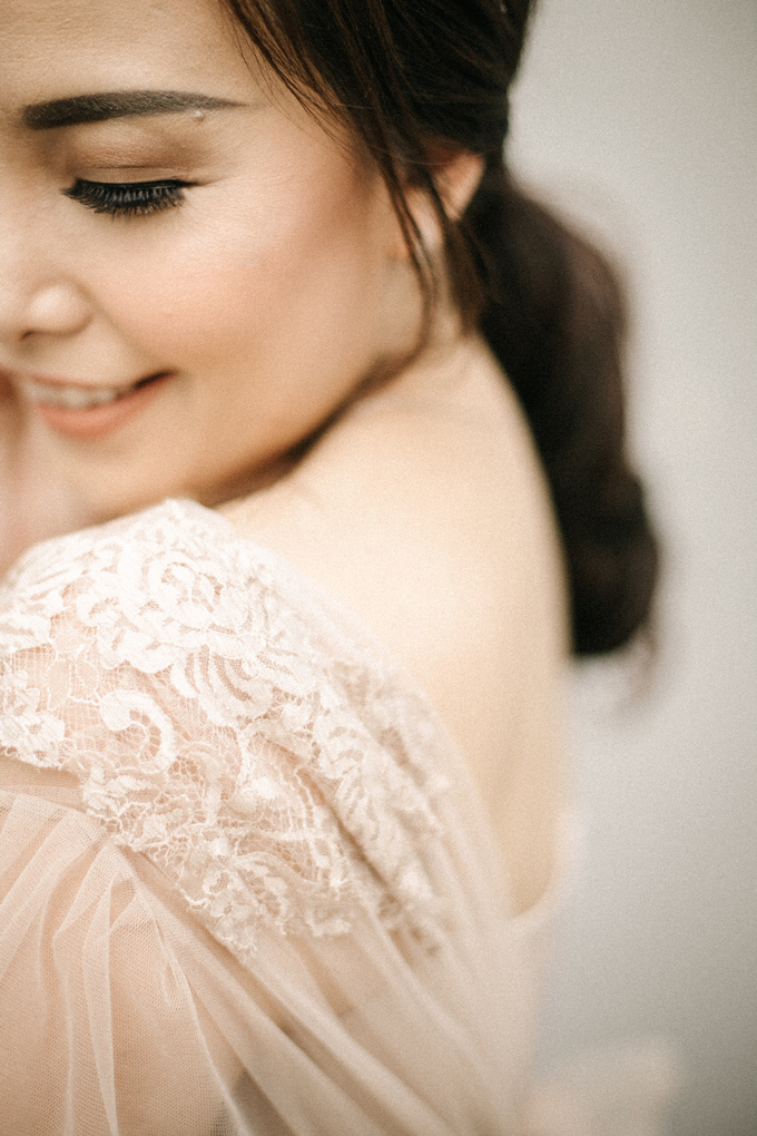 Prewedding for my brides  by tanmell makeup - 012