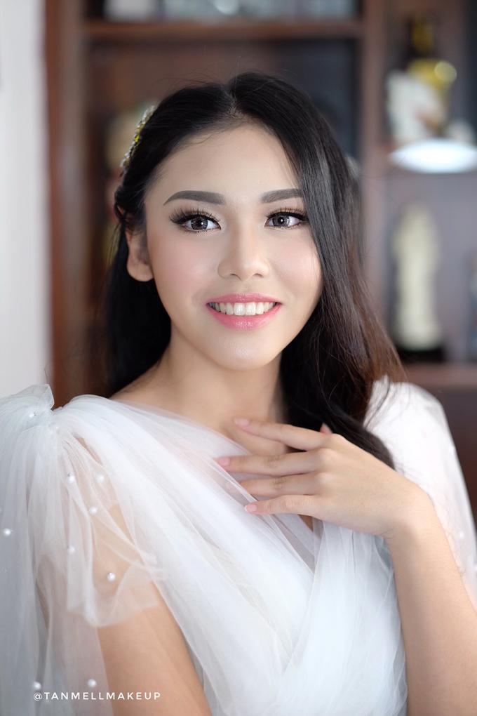 Wedding Makeup by tanmell makeup - 004