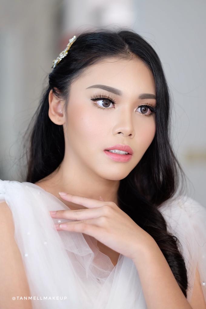 Wedding Makeup by tanmell makeup - 008