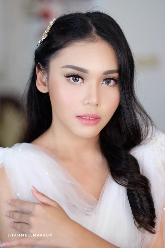 Wedding Makeup by tanmell makeup - 015