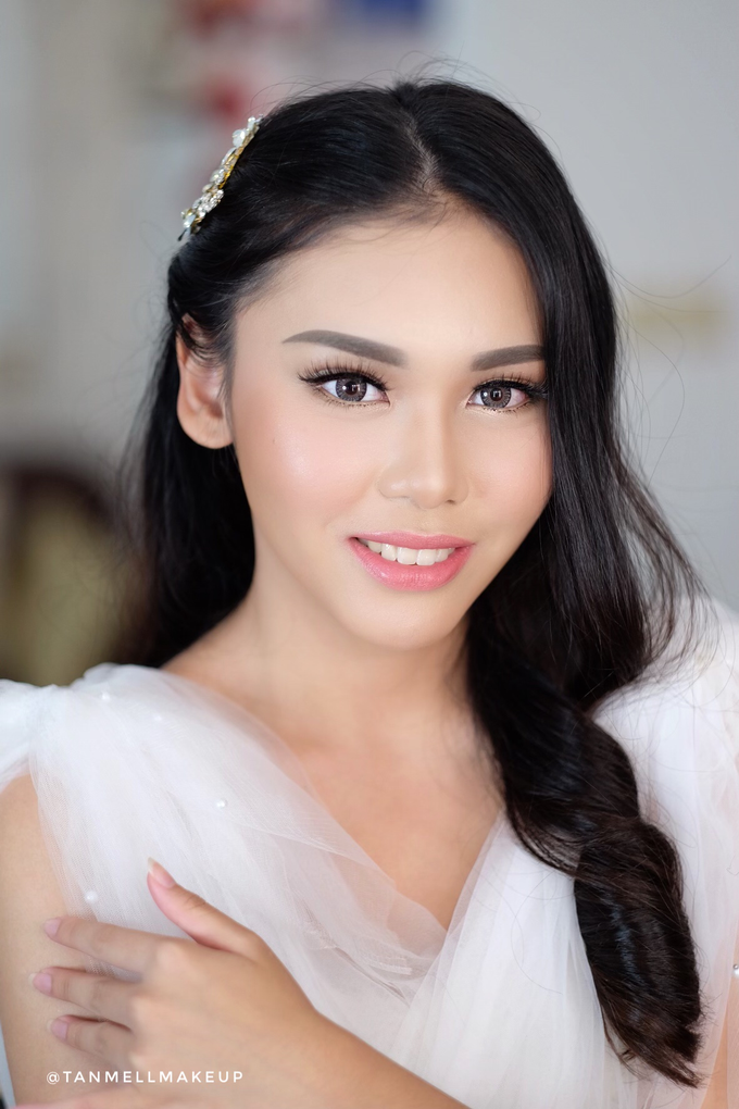 Wedding Makeup by tanmell makeup - 018