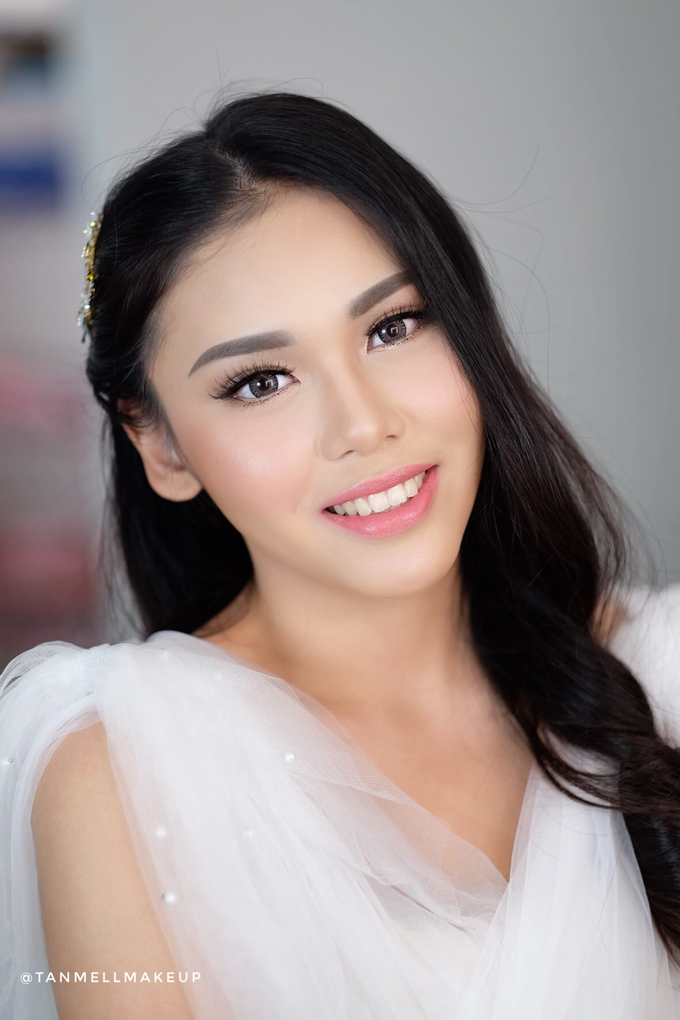 Wedding Makeup by tanmell makeup - 019