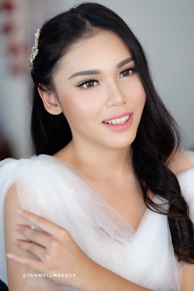 Wedding Makeup by tanmell makeup - 020
