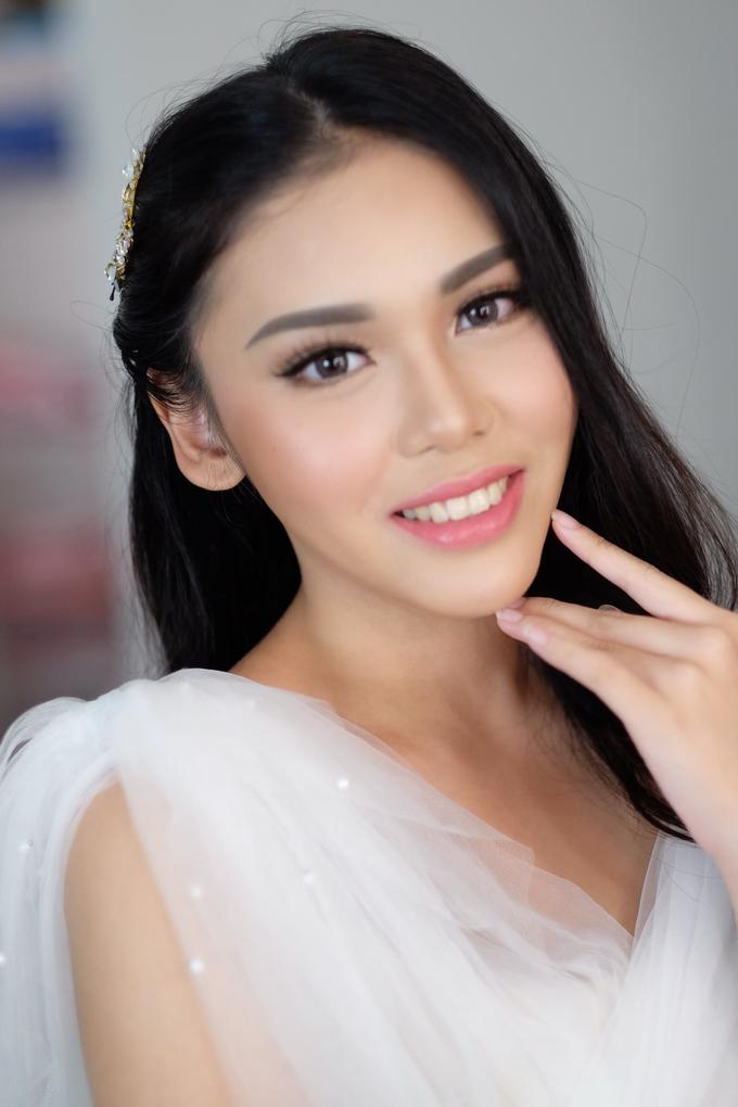 Wedding Makeup by tanmell makeup - 022