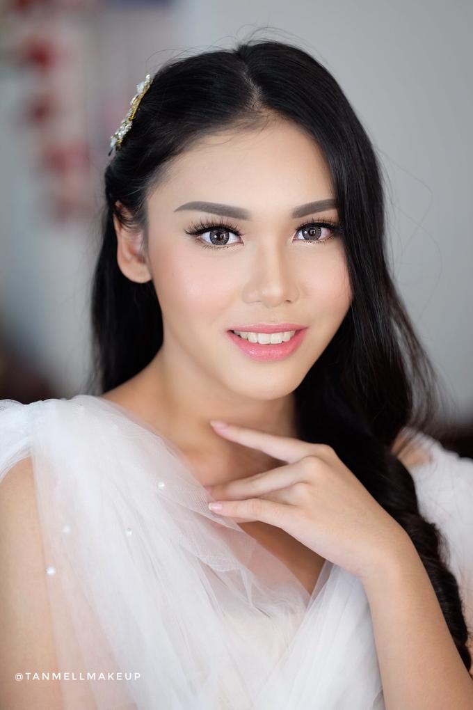 Wedding Makeup by tanmell makeup - 024