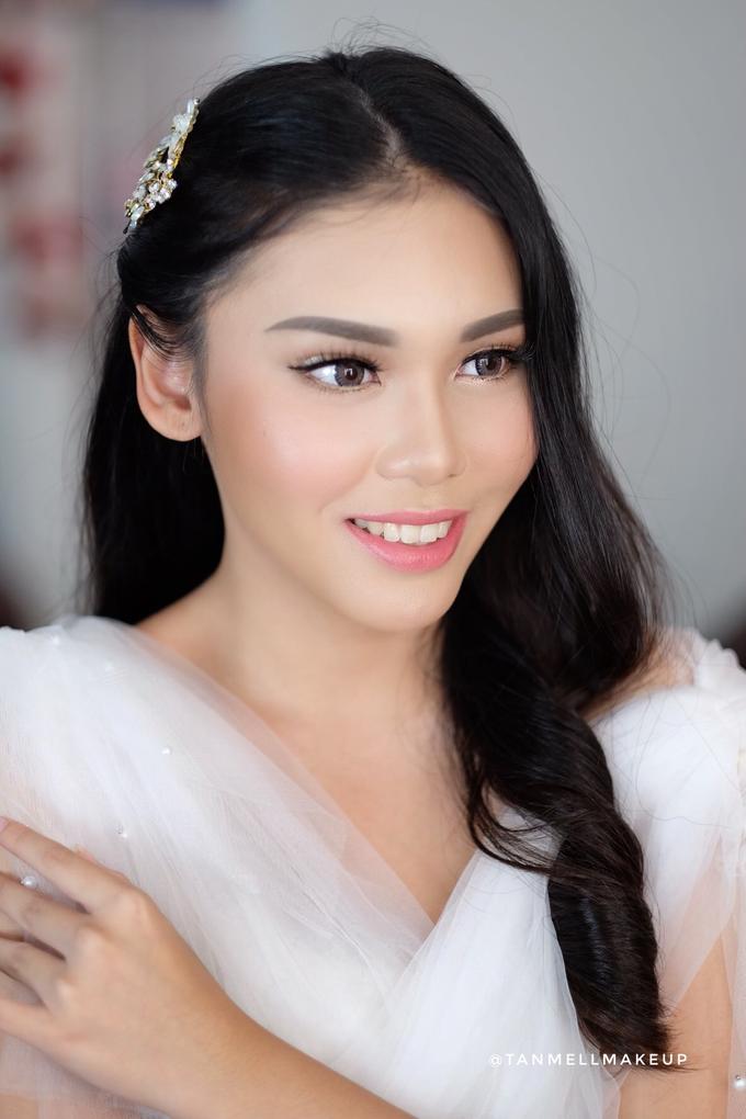 Wedding Makeup by tanmell makeup - 025