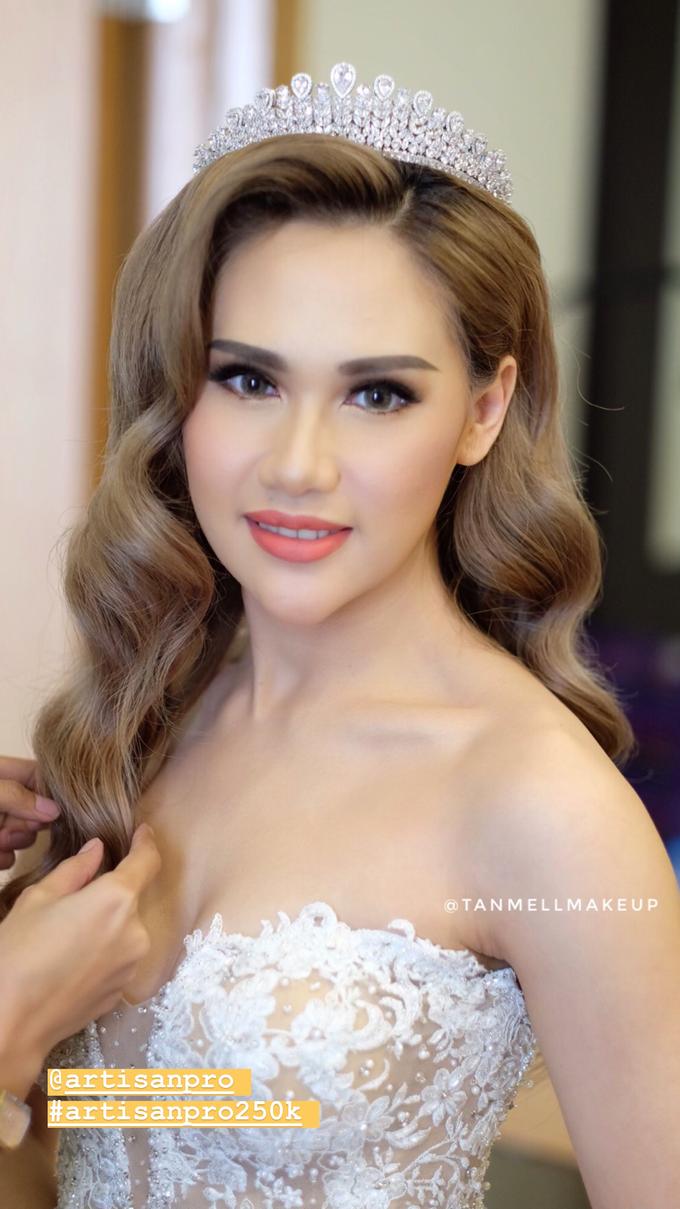 brides makeup by tanmell makeup - 002