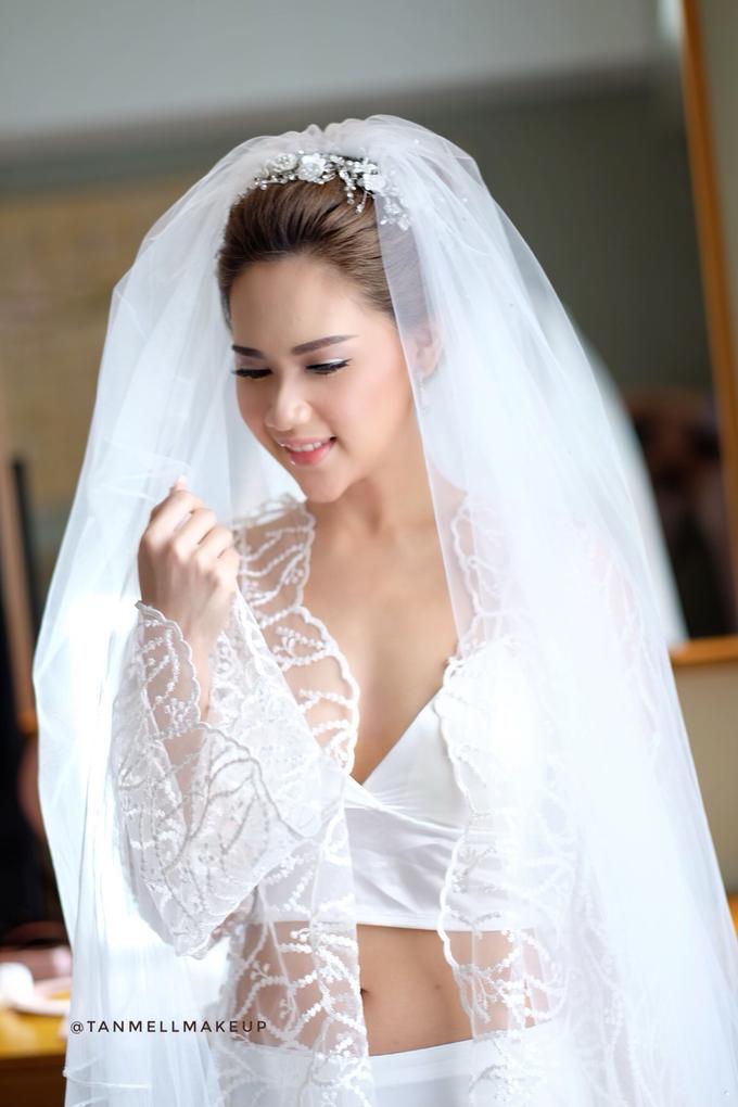 brides makeup by tanmell makeup - 007