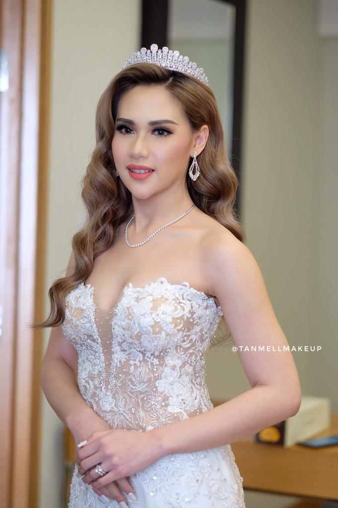 brides makeup by tanmell makeup - 009