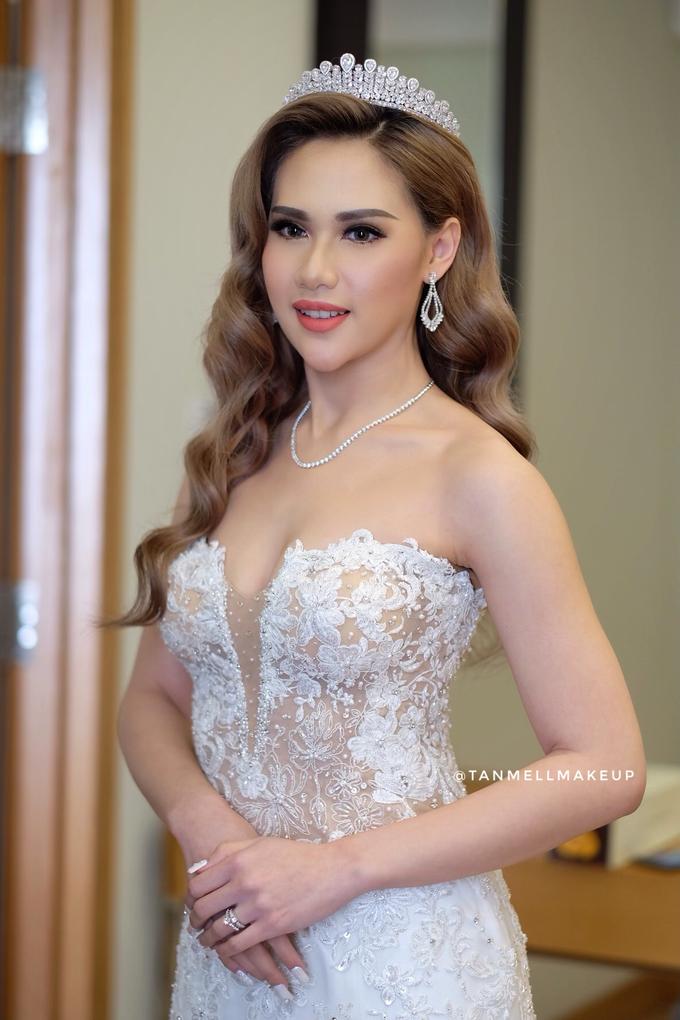 brides makeup by tanmell makeup - 010