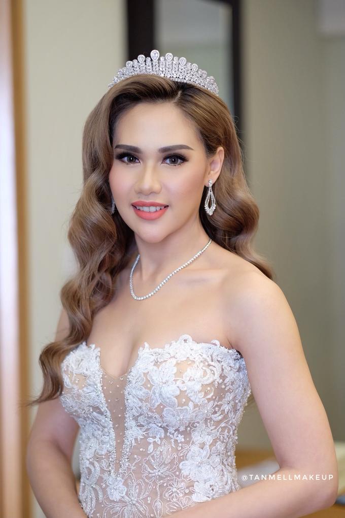 brides makeup by tanmell makeup - 008