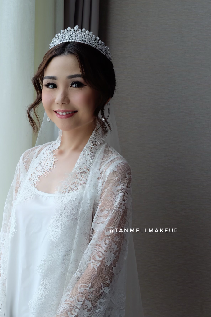 Wedding Day by tanmell makeup - 006