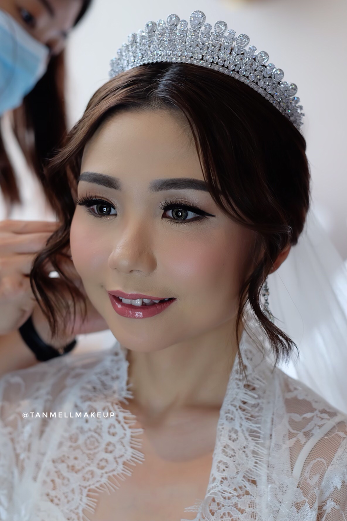Wedding Day by tanmell makeup - 007