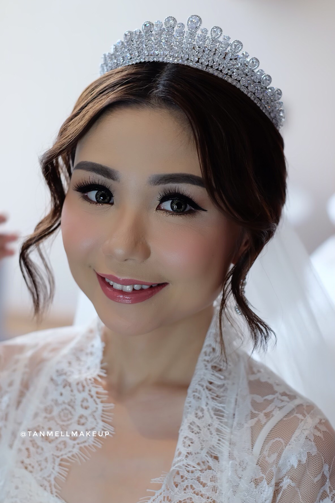 Wedding Day by tanmell makeup - 008
