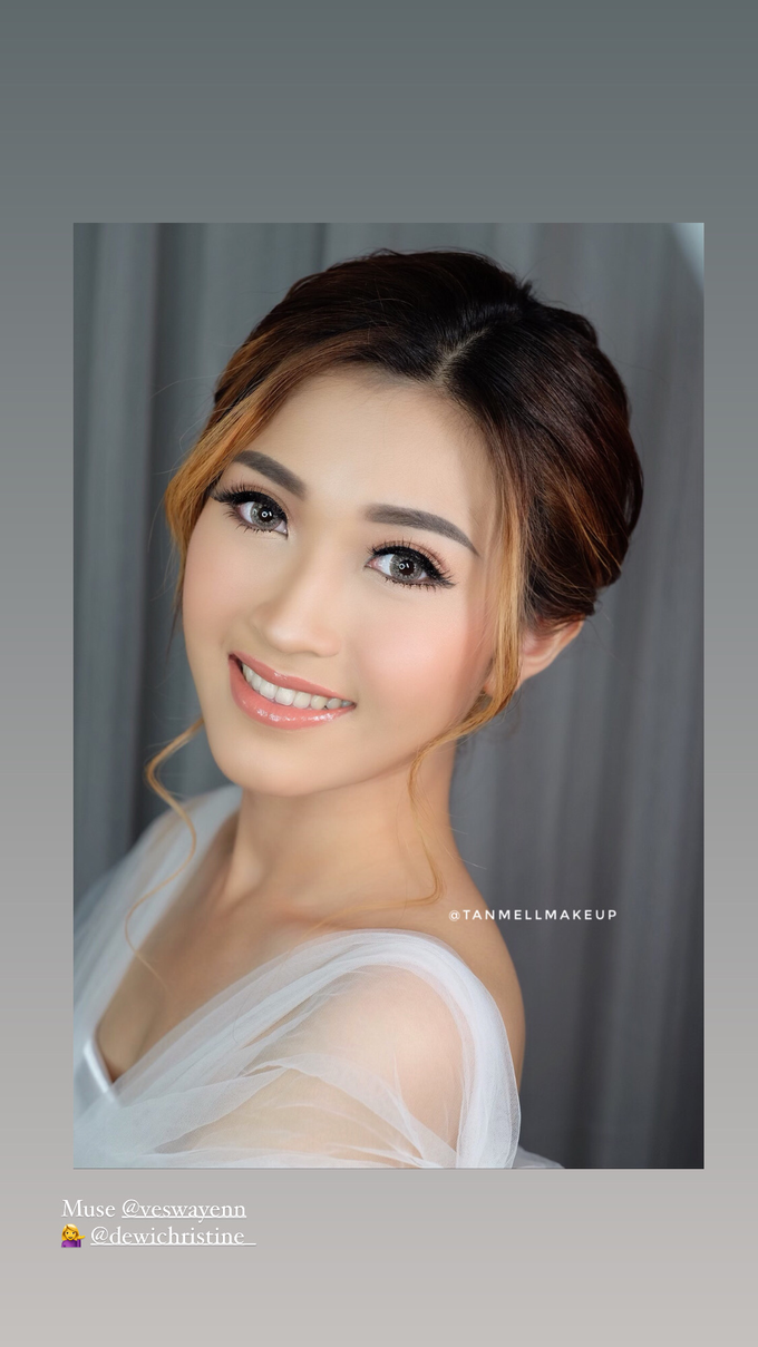 Wedding Makeup by tanmell makeup - 001