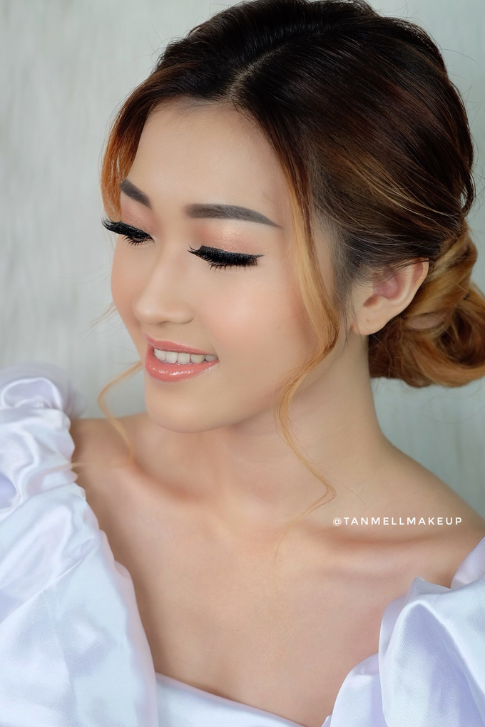 Wedding Makeup by tanmell makeup - 016