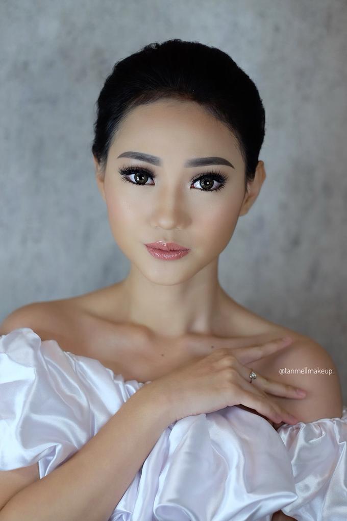 airbrush makeup for wedding makeup by tanmell makeup - 017