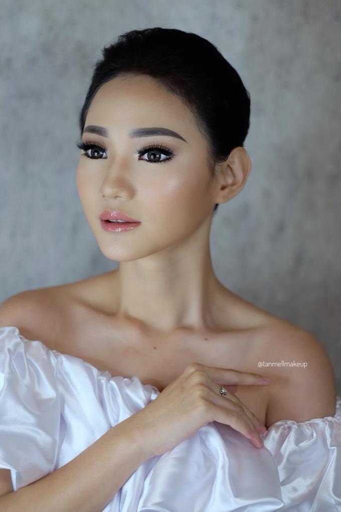 airbrush makeup for wedding makeup by tanmell makeup - 019