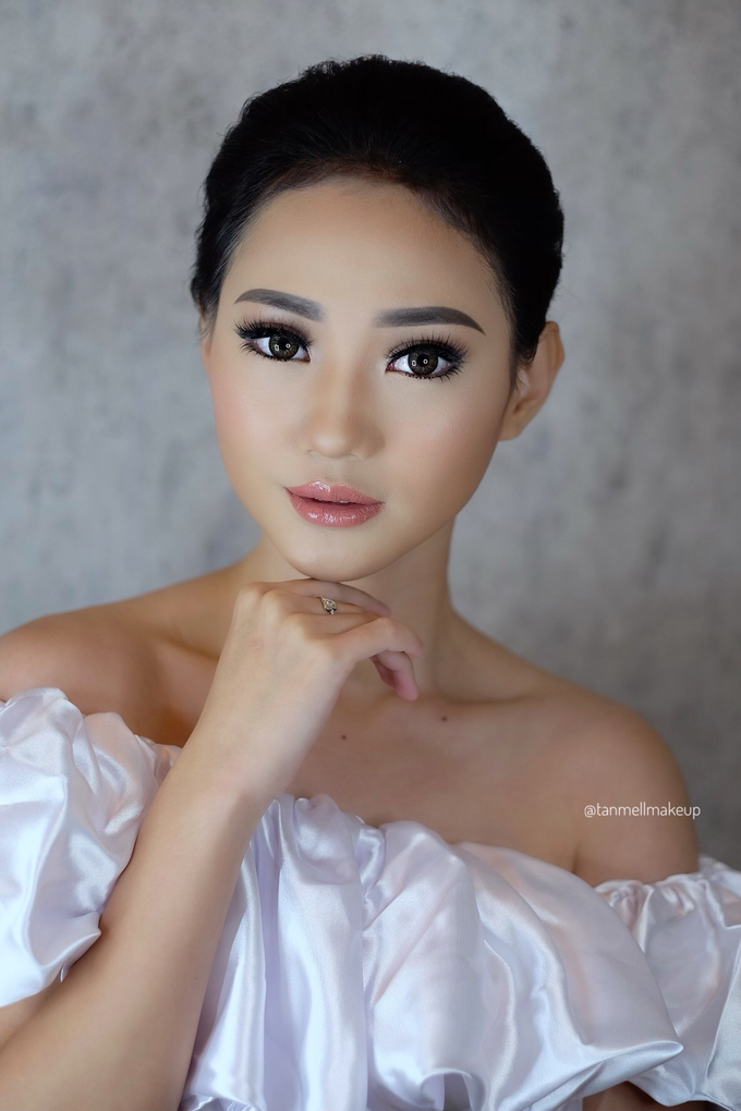 airbrush makeup for wedding makeup by tanmell makeup - 018