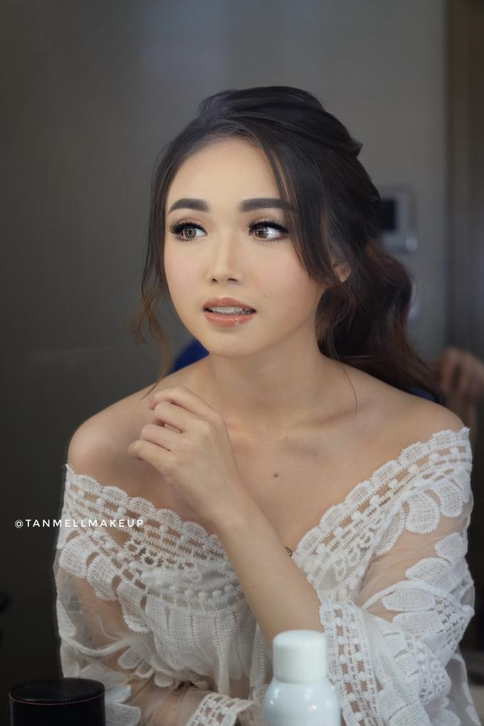 Wedding airbrush makeup by tanmell makeup - 029