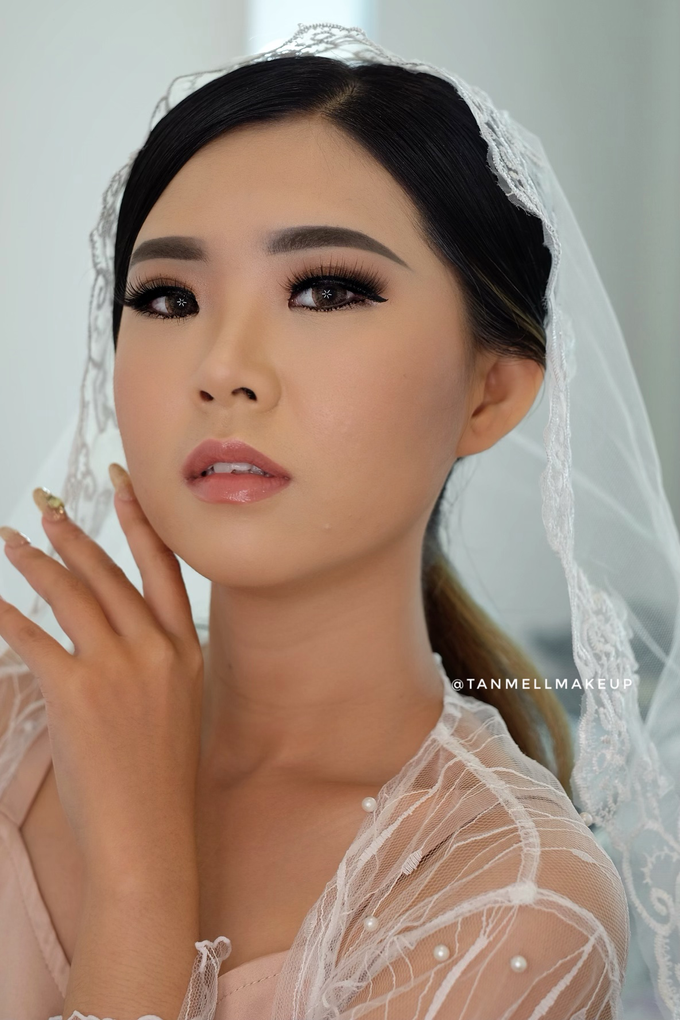 Wedding Airbrush Makeup by tanmell makeup - 007
