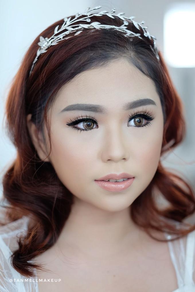 Wedding Airbrush Makeup by tanmell makeup - 002