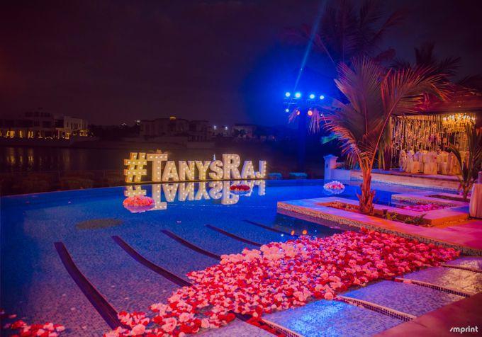 TanysRaj - A Pre-Wedding Celebrations by Vivaah Weddings - 003