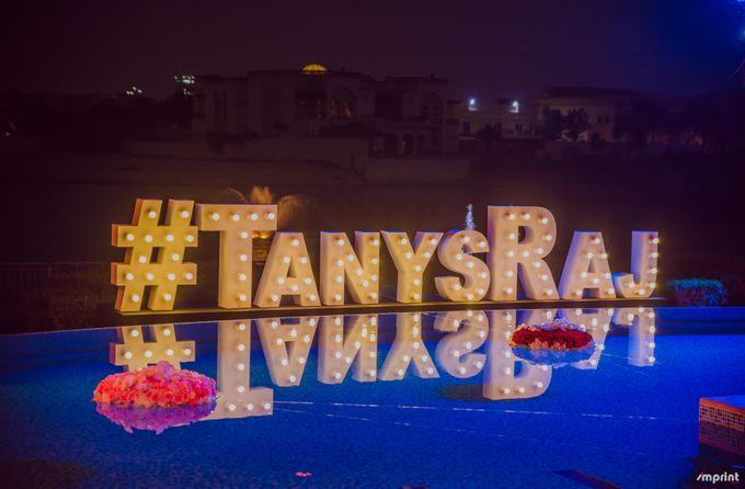 TanysRaj - A Pre-Wedding Celebrations by Vivaah Weddings - 004