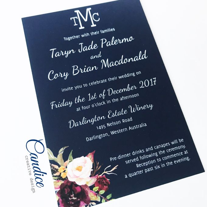Taryn and Cory by Candice Creative Design - 003