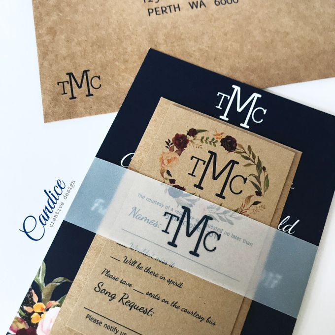 Taryn and Cory by Candice Creative Design - 001