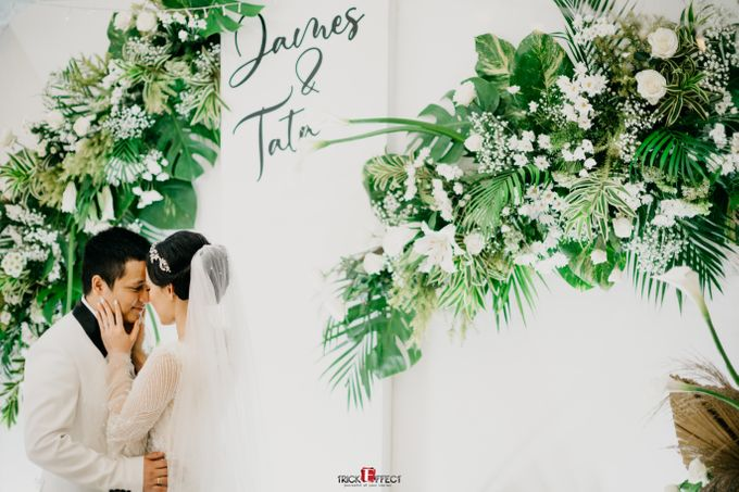 James & Tata    Holy Matrimony by Trickeffect - 019