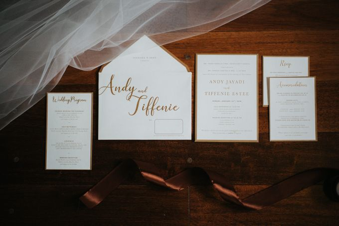 Andy & Tiffenie Wedding at The Cliffside Private Villa - Morning part 1 by Vilia Wedding Planner - 001