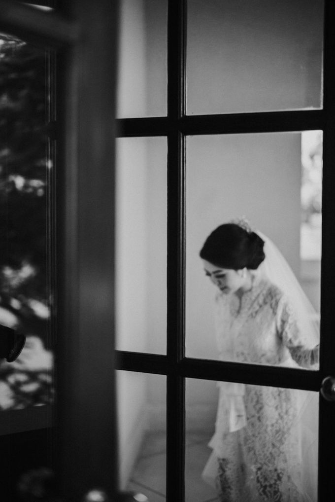 Andy & Tiffenie Wedding at The Cliffside Private Villa - Morning part 1 by Vilia Wedding Planner - 007