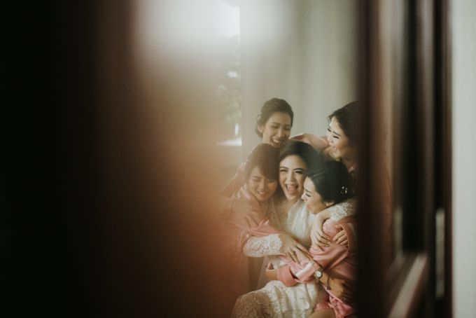 Bridal Squad from The Wedding of Tiffenie & Andy by Vilia Wedding Planner - 001