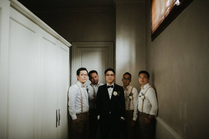 Bridal Squad from The Wedding of Tiffenie & Andy by Vilia Wedding Planner - 005