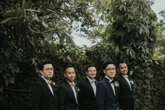 Bridal Squad from The Wedding of Tiffenie & Andy by Vilia Wedding Planner - 012